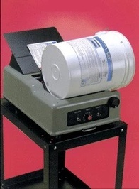 The Advent 205 - 5-Gallon Labeler With Automatic Lug Registration Made in USA